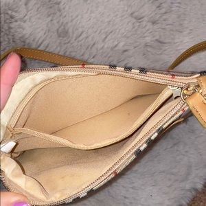 Burberry Bags - Burberry clutch. Minimally Used